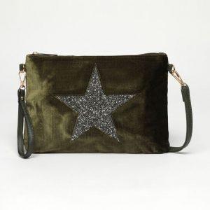 Bolso cartera con estrella