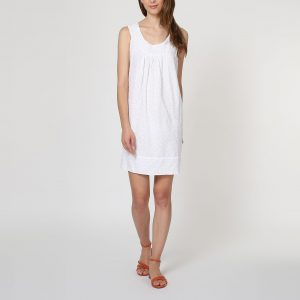 Vestido de algodón